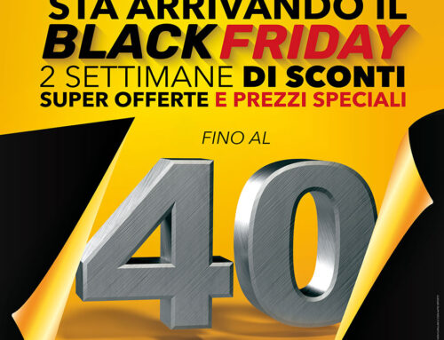 Black Friday – 2 settimane